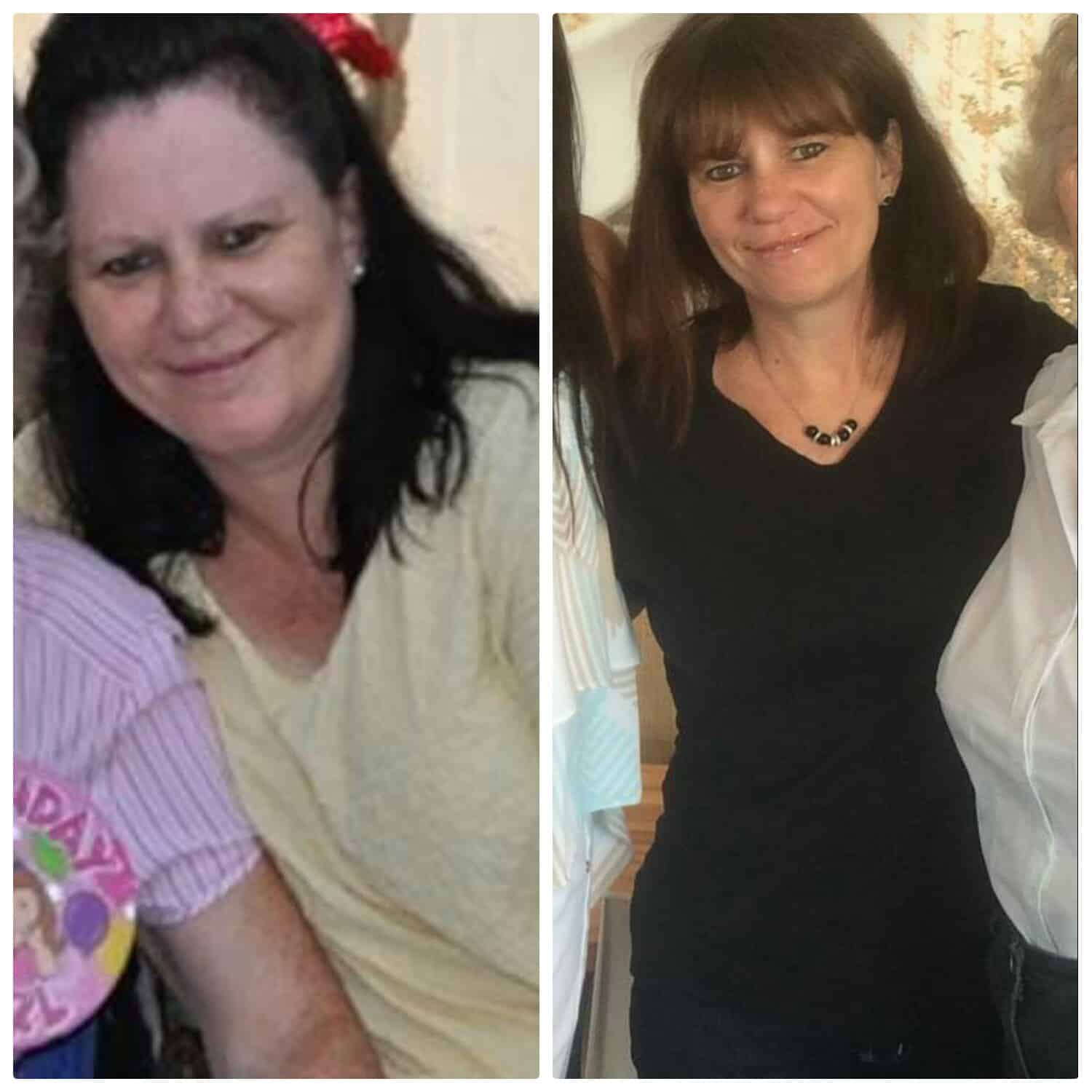 Banting diet weight loss success story