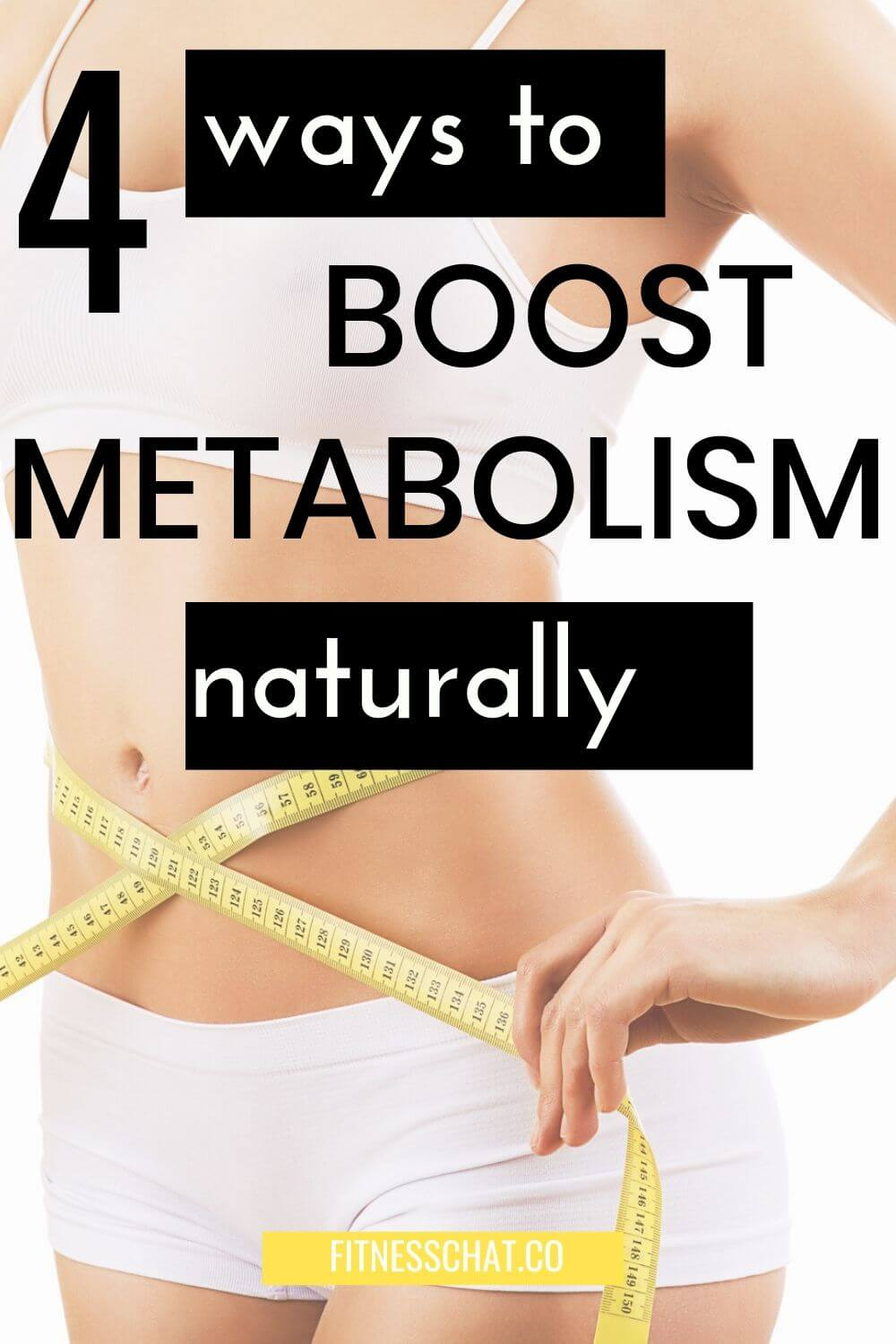How to Increase Metabolism and Lose Weight