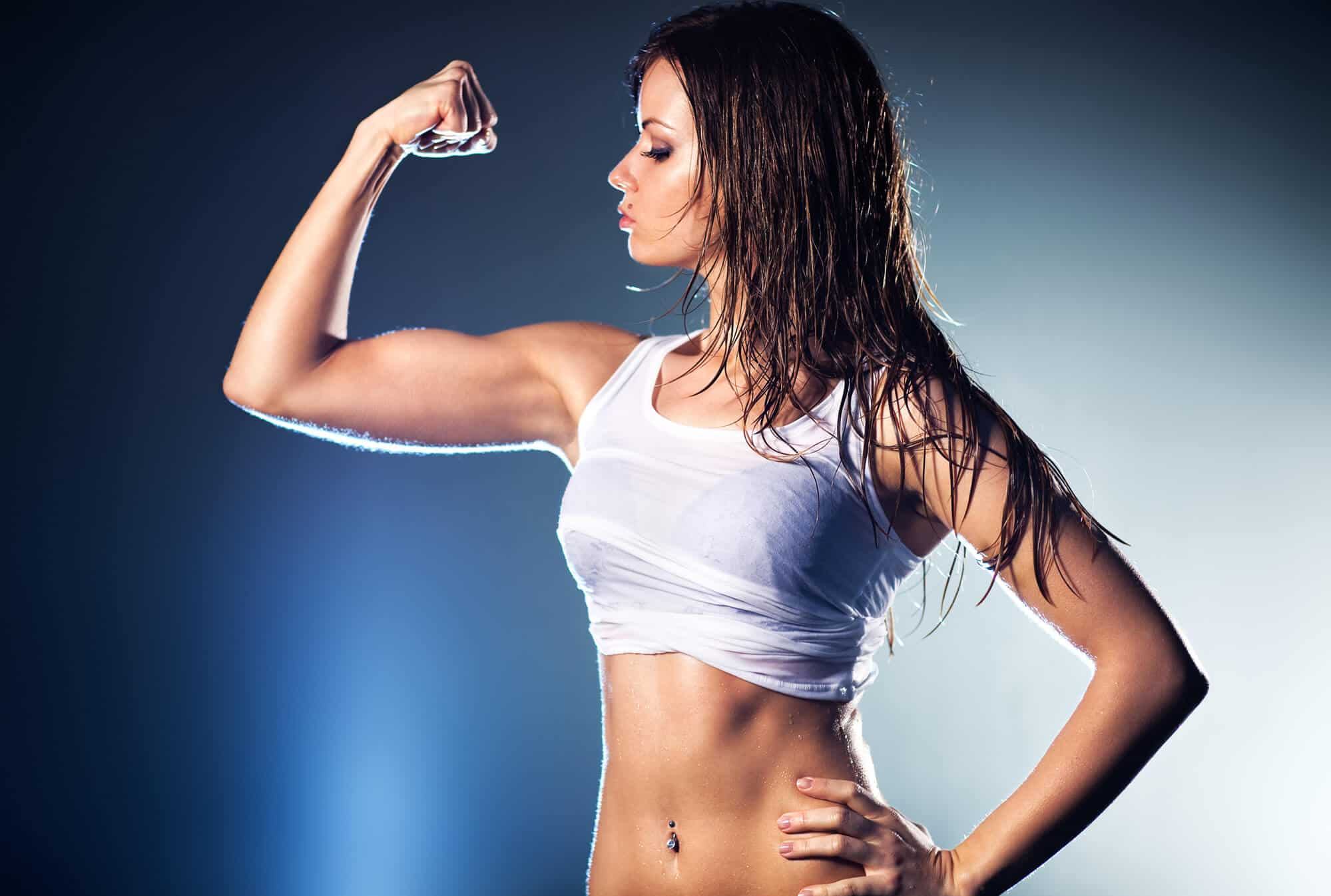 How to boost metabolism naturally by lifting weights and building muscle