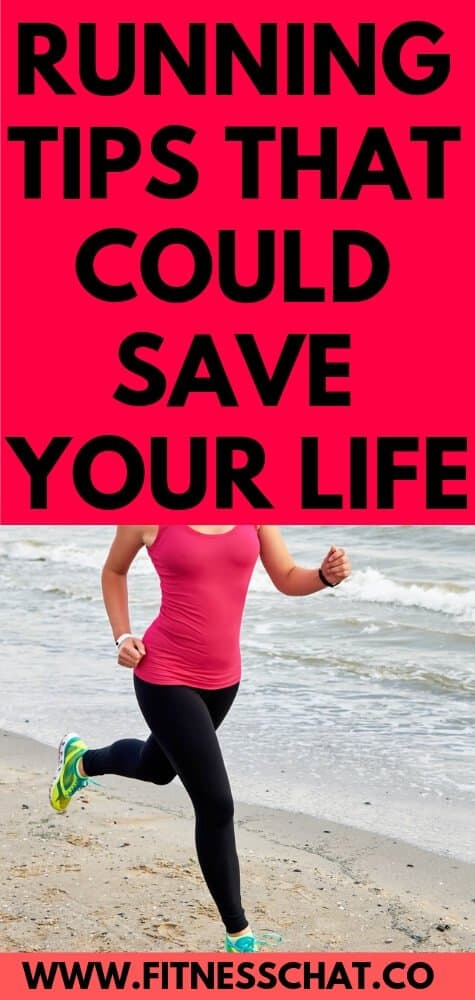 Running safely tips that could save your life if you run alone