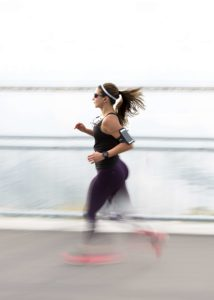 running safety tips for women