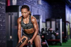 Faith Aviwe Majodina fitness