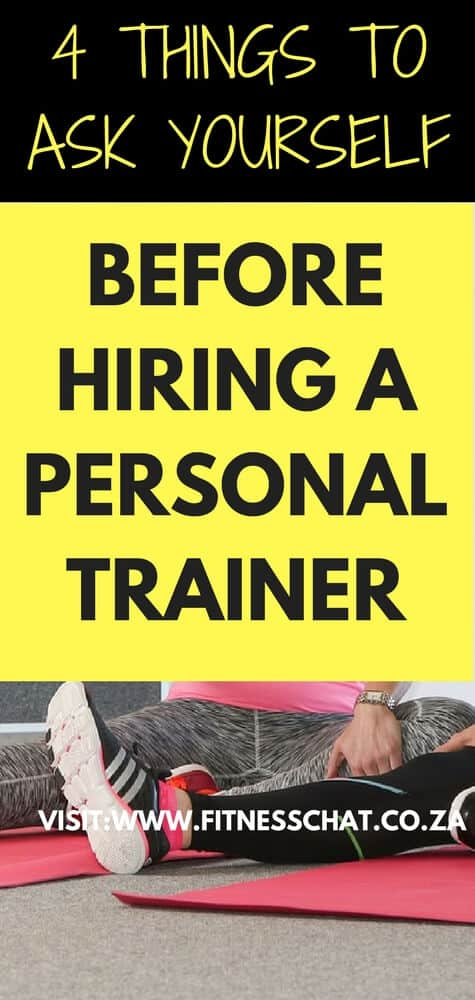 How to hire a personal trainer online | best personal trainers