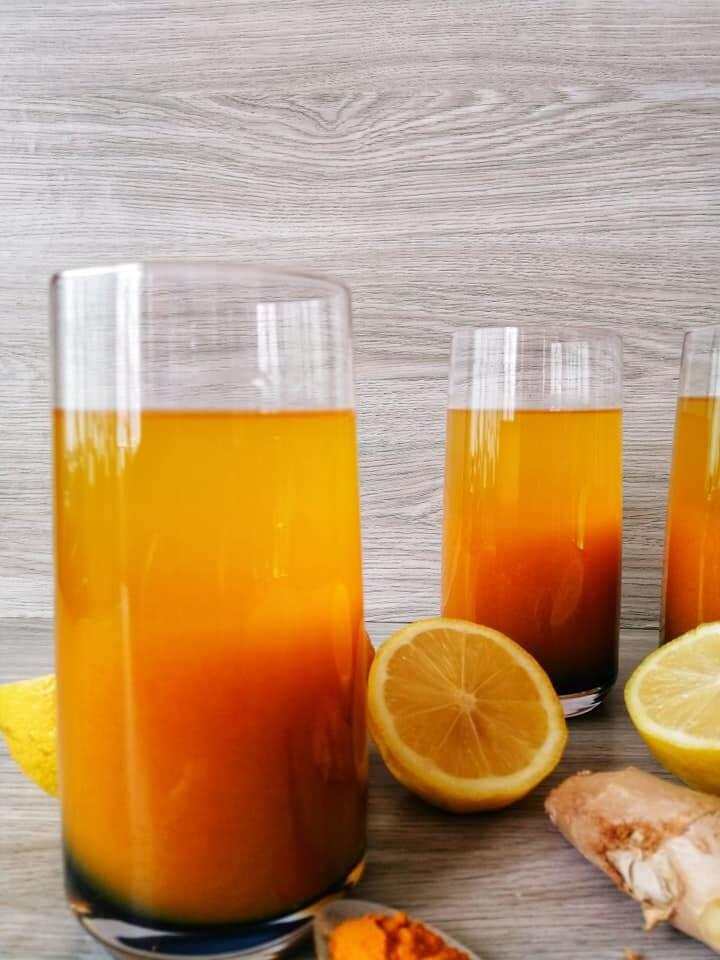 Anti-inflammatory drink
