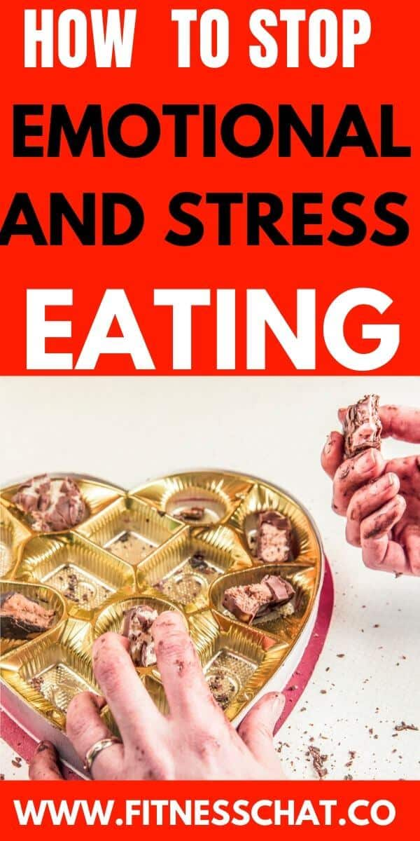 emotional eating. HOW TO STOP EMOTIONAL AND STRESS EATING