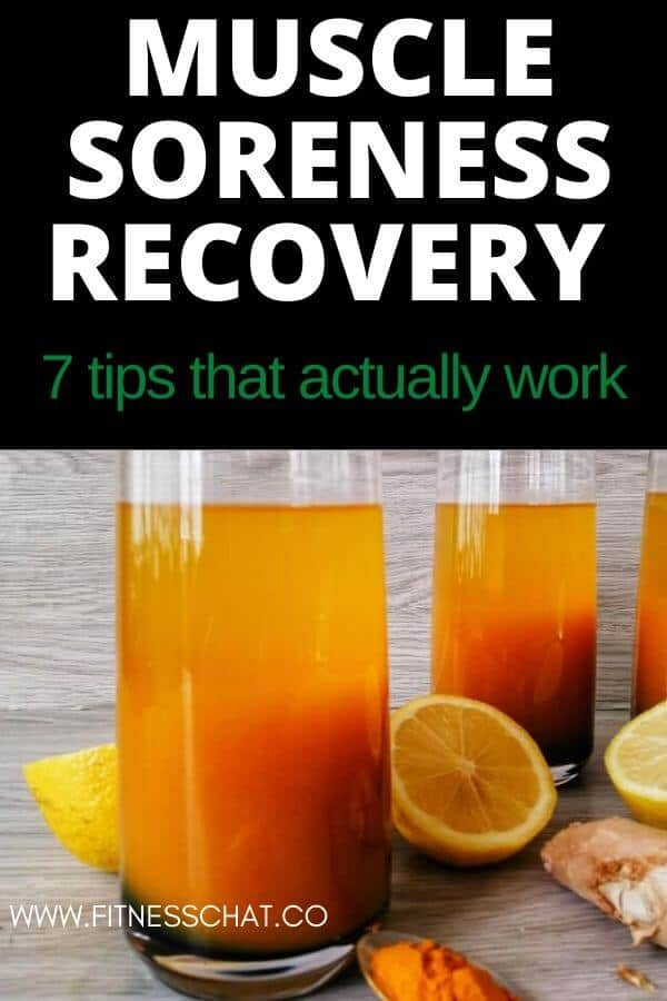 muscle soreness recovery. how to relieve sore muscles after workout