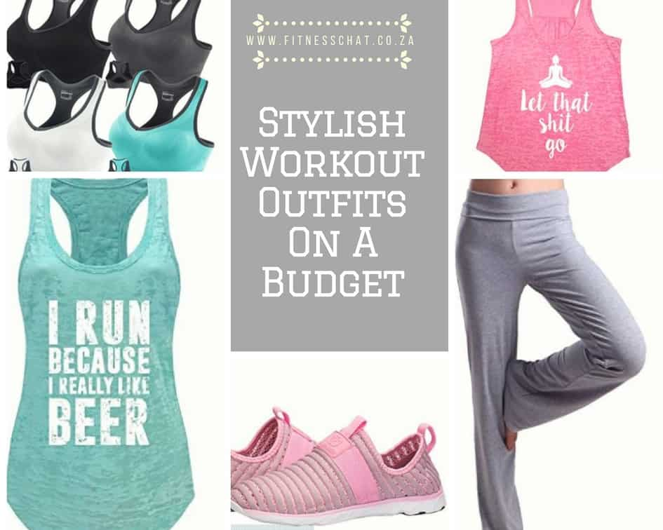 Stylish Workout Outfits On A Budget
