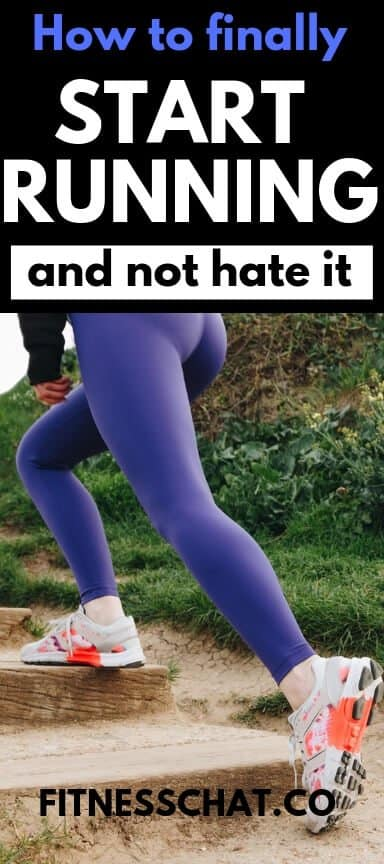 How to start running and not hate it