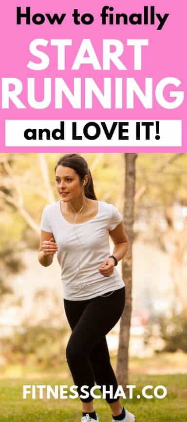 Running for beginners, How to start running. Beginner running motivation and running tips to lose weight
