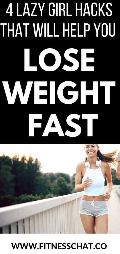 easy hacks that will help you lose weight