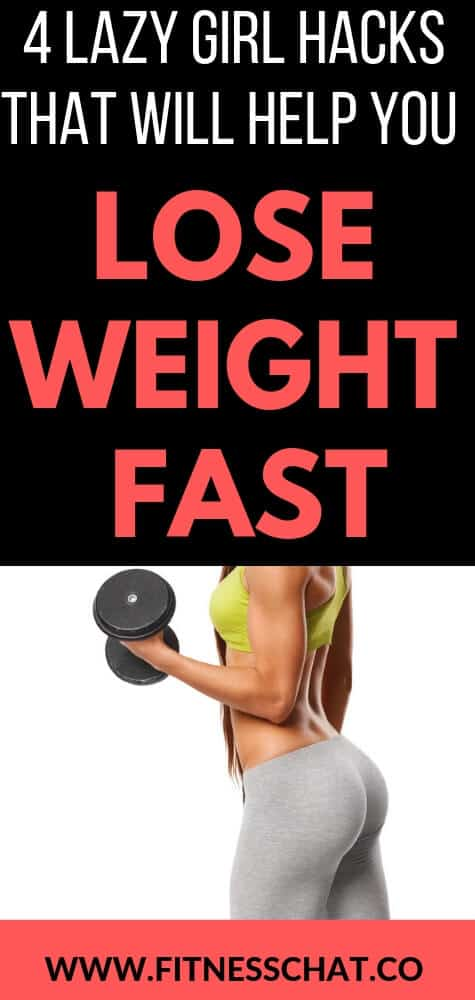 Healthy hacks that will help you lose weight fast