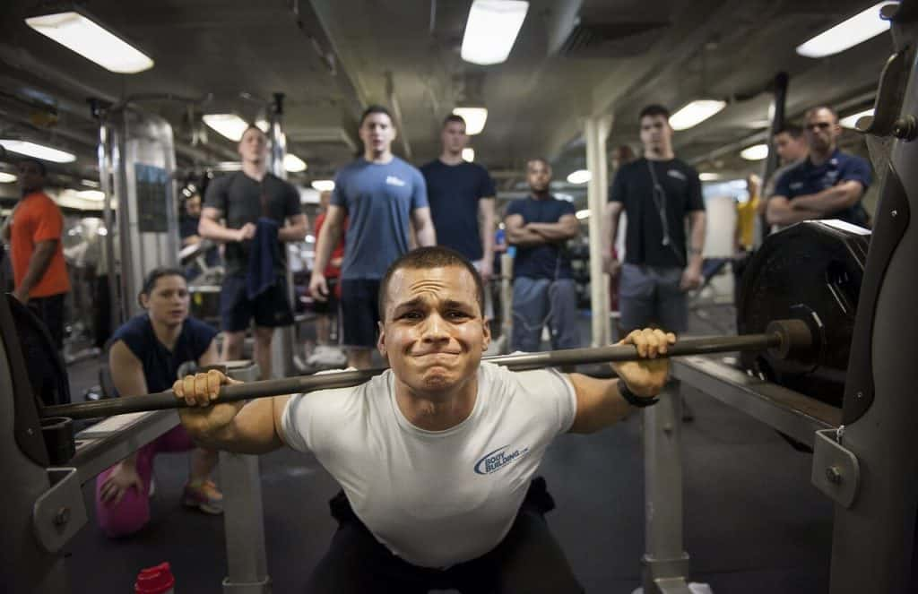 Fitness mistakes beginners make- ego lifting