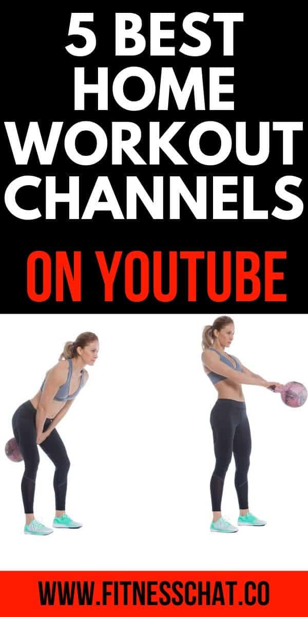 home workout plan, best home workout programs on YouTube