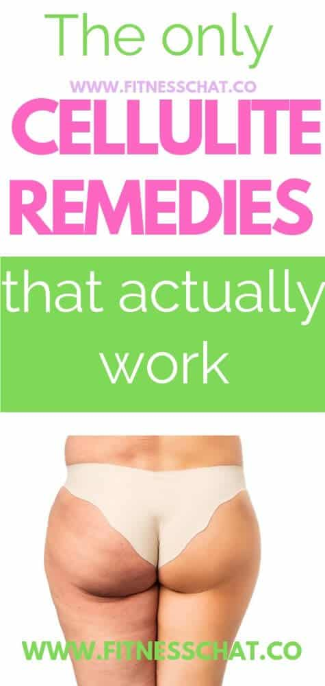 Cellulite remedies that actually work. How to get rid of cellulite fast and how to get rid of stretch marks at home using proven remedies like how to use Bio-Oil for cellulite