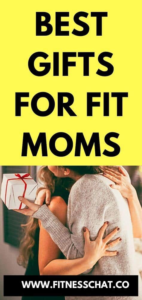 gifts for mom. fitness gifts for women. Healthy gift guide and fitness gift basket ideas.