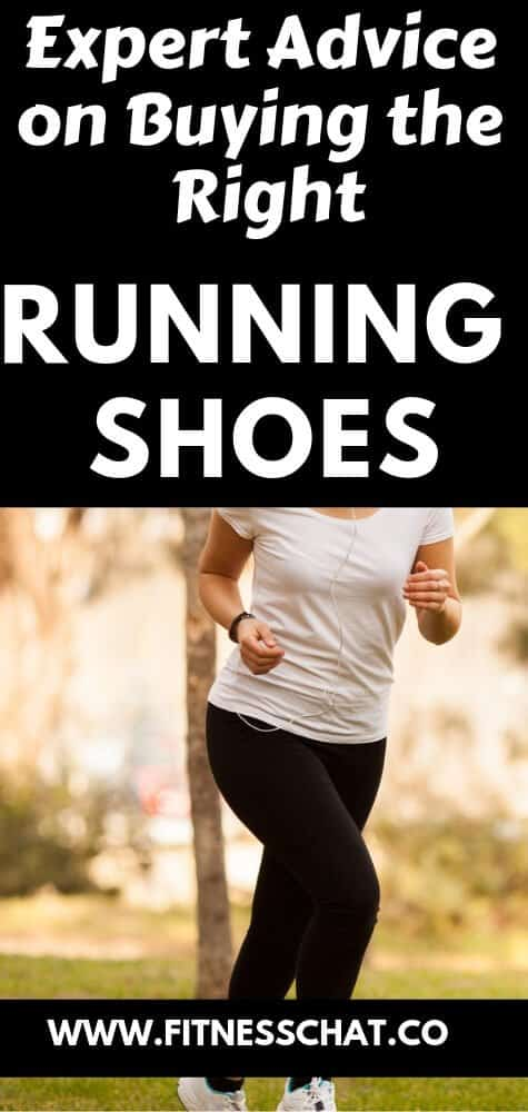Advice on buying the right running shoes