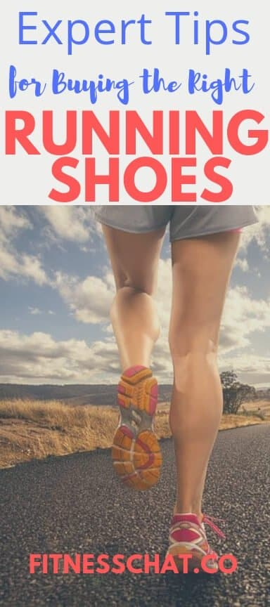EXPERT TIPS for buying the right running shoes