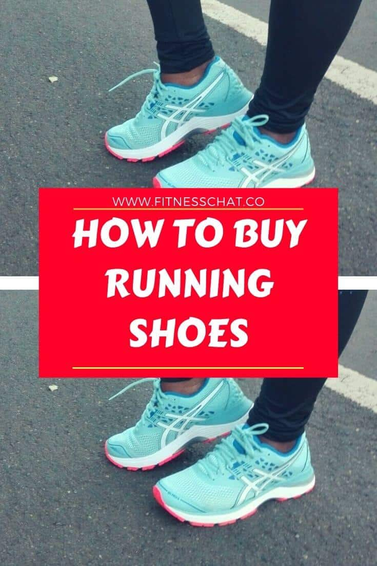 Running for beginners: How to buy running shoes