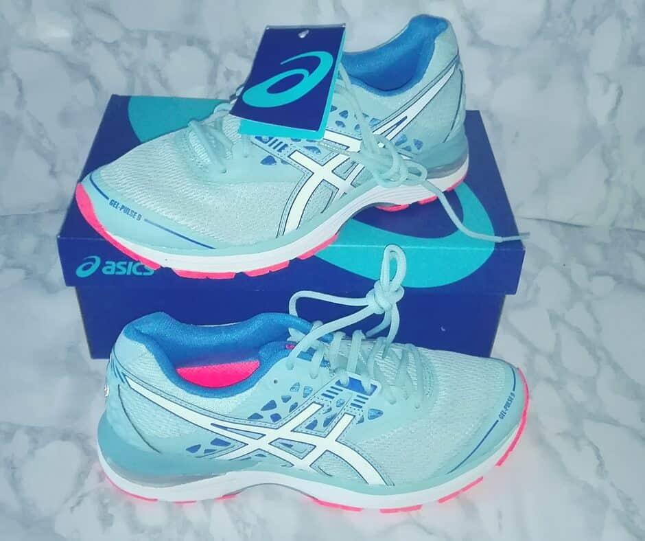 the ninth generation of the Asics Gel-Pulse. The Pulse 9 is an entry level running shoe, ideal for beginners