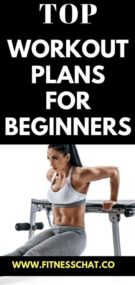 Best gym workout routines for women beginners