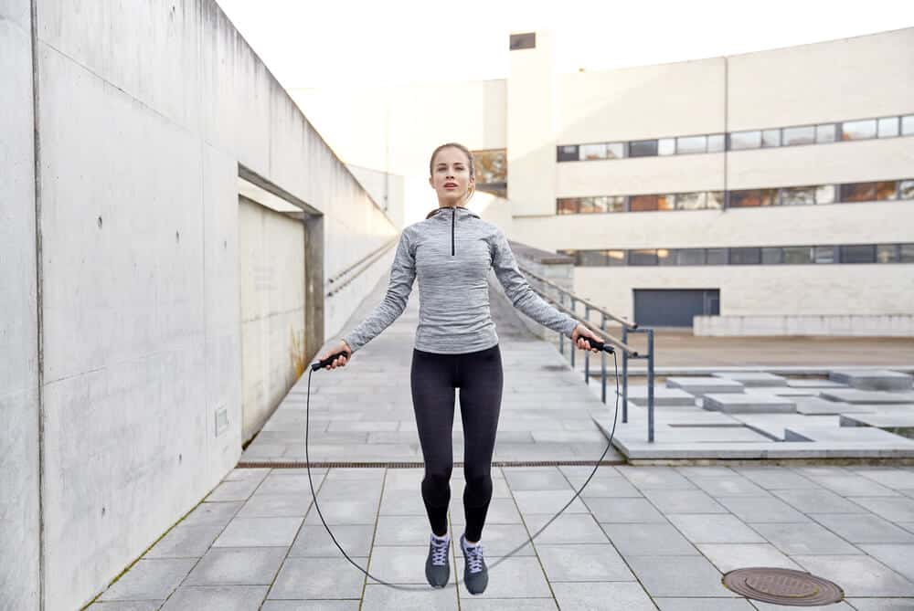 workout in winter to avoid a winter weight gain story