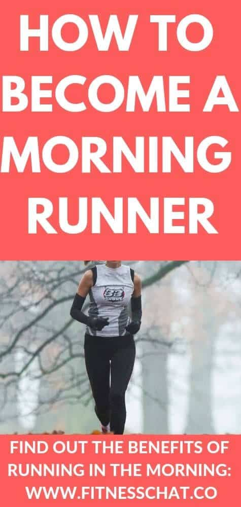 Woman running in the morning because she knows the Awesome running in the morning benefits and benefits of running daily