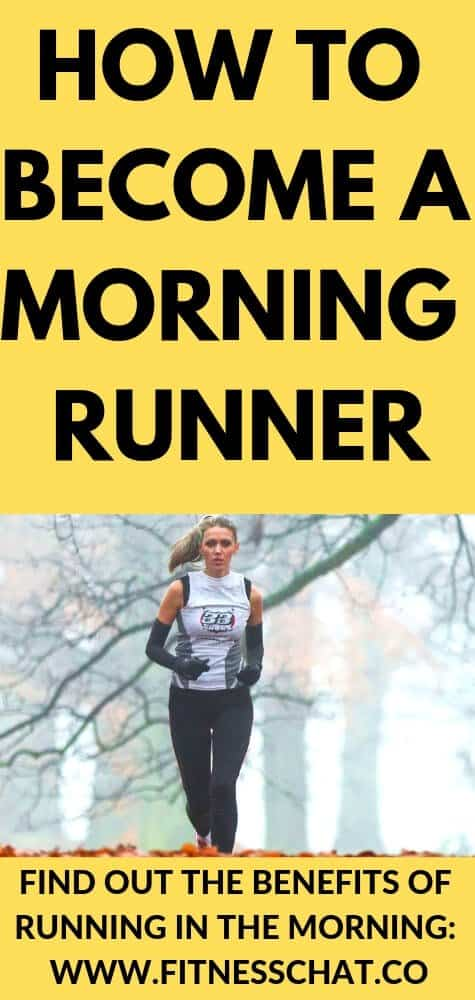 how to become a successful morning runner and enjoy your morning run all the time. Cross country running