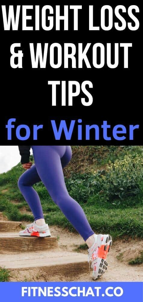 How to stay fit in winter and avoid winter weight gain