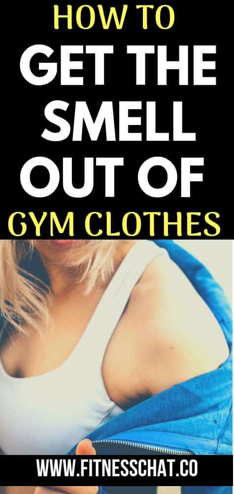 how to get sour smell out of clothes plus easy way to GET THE SMELL OUT OF GYM CLOTHES