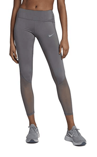 nike mesh leggings and lululemon leggings