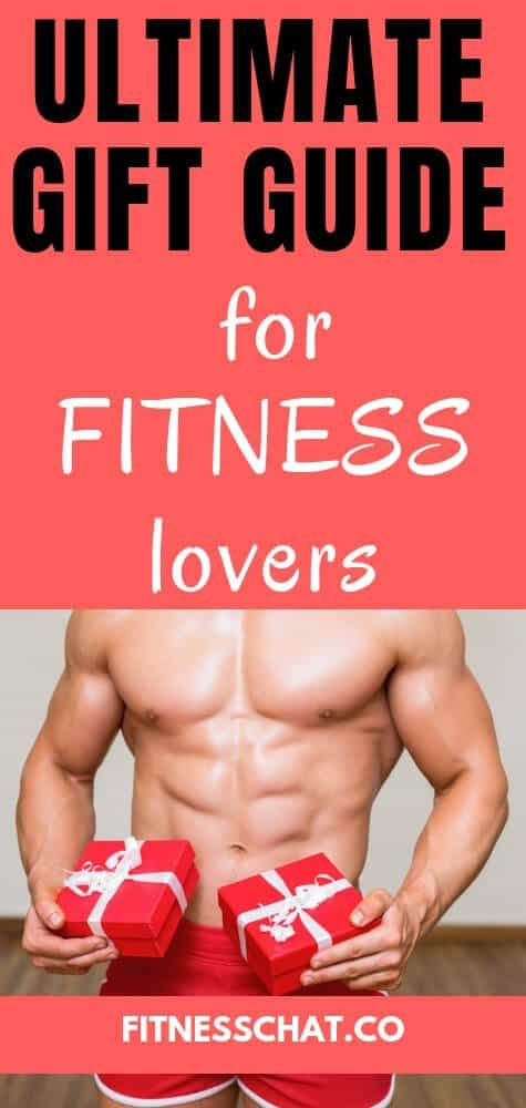 Ultimate gift guide for fitness lovers. Fitness gifts for him and gym gifts for boyfriend