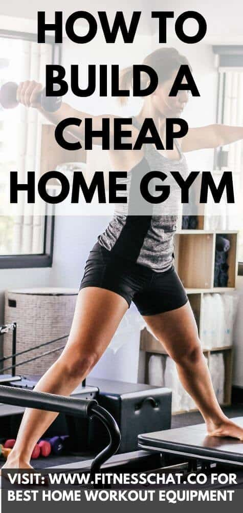 cool workout room ideas, garage gym ideas, small home gym ideas and the best home gym on a budget.