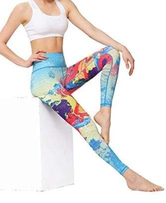 Funky Gym Leggings That'll Make You Want to Work Out
