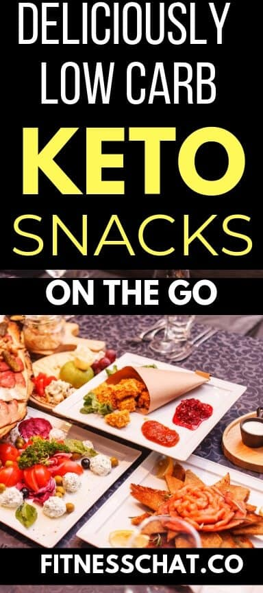Yummy Low Carb keto snacks to buy on Amazon