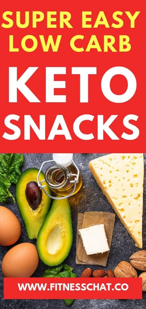 super easy low carb keto snack from walmart and amazon