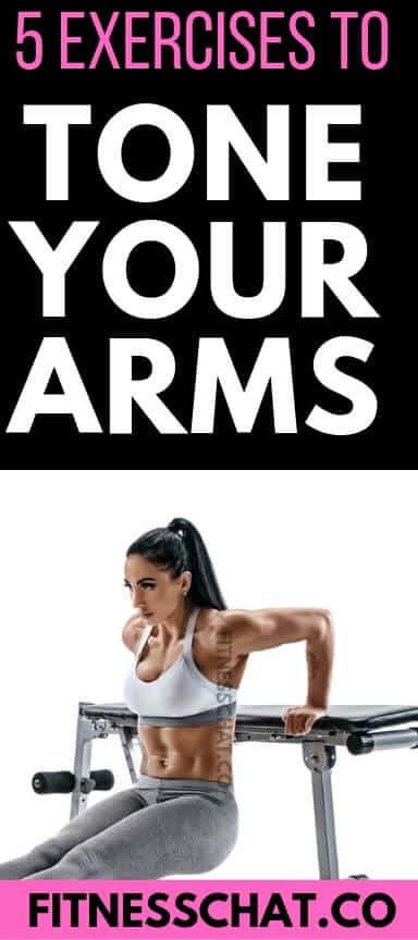 Arm workout women with weights. Upper body workouts for women. At home, workouts to lose weight
