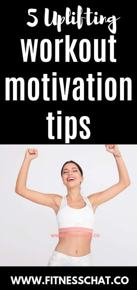 Happy girl feeling fitness inspiration. health motivation tips that will inspire you to workout in the morning and focus on fitness goals
