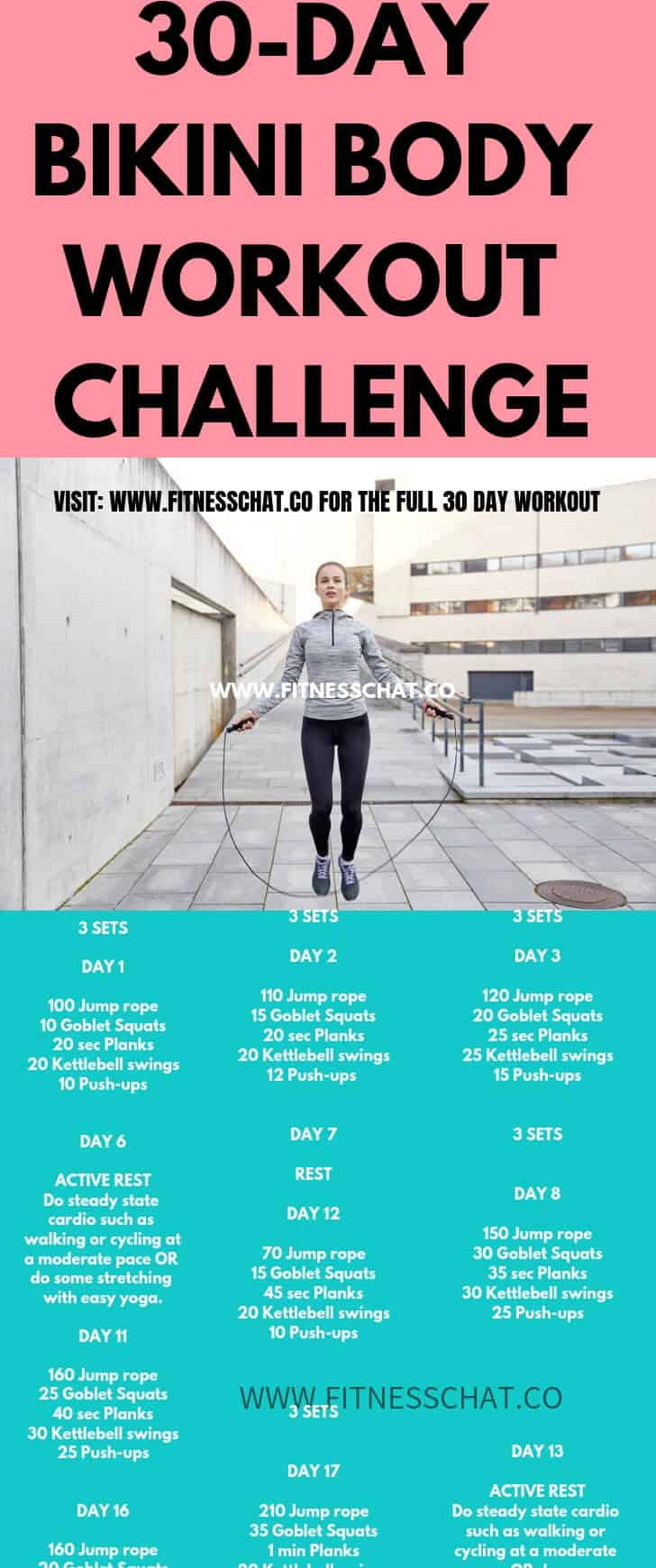 Summer workout plan to lose weight fast