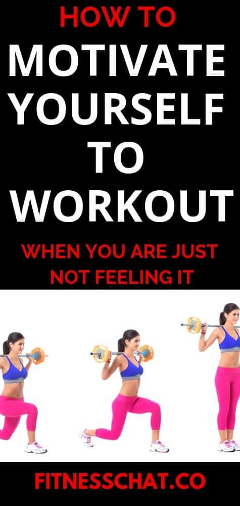 workout motivation and fitness goals. How to motivate yourself for fitness inspiration