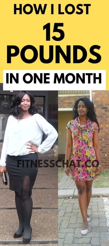 How I lost 15 pounds in one month. Weight loss without exercise, lose 30 pounds in 2 months