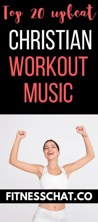 christian workout playlist that will bless your heart and honor Jesus