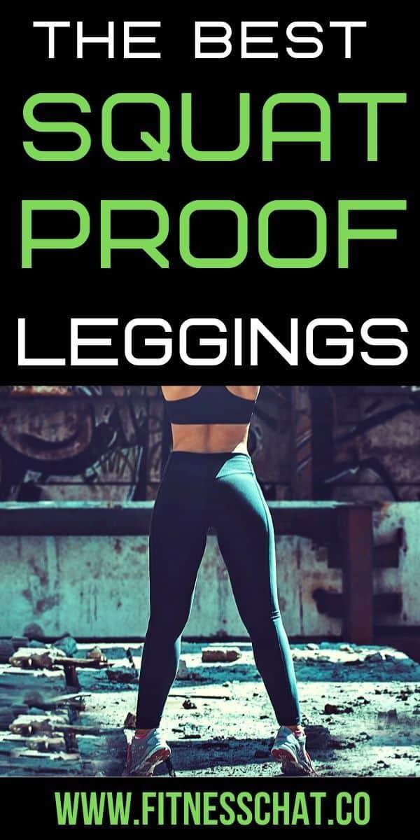 best squat proof leggings on amazon