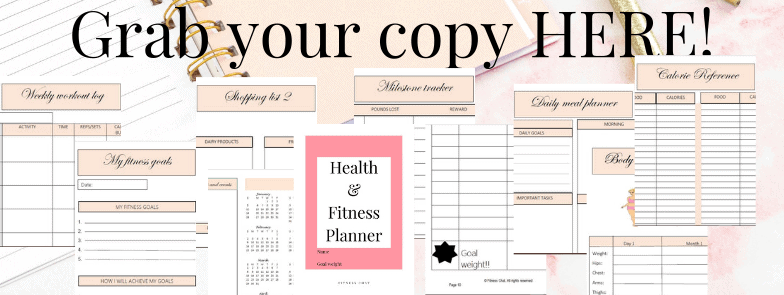 Learn how to lose weight fast using a Health and fitness journal , bullet journal
