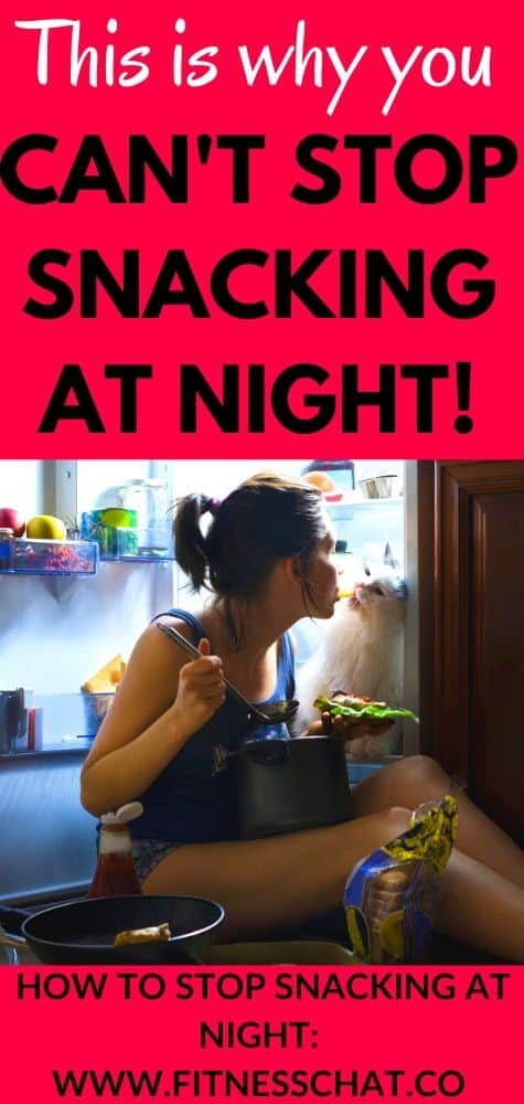 How to cope when you have late night munchies. Do you ever say help i can't stop eating at night! Well, here's how to stop eating in the middle of the night