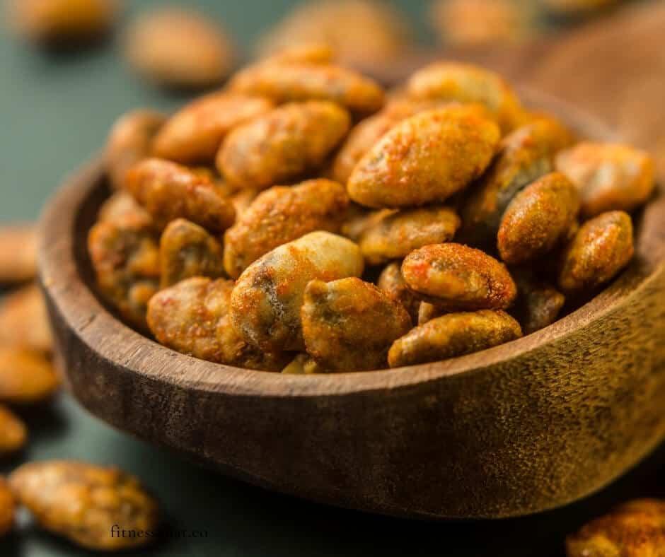 roasted pumpkin seeds snack