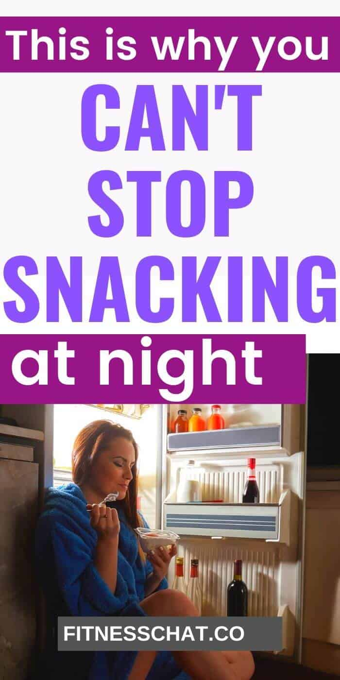 stop late night snacking, Do you ever say help i can't stop eating at night! Well, here's how to stop eating in the middle of the night
