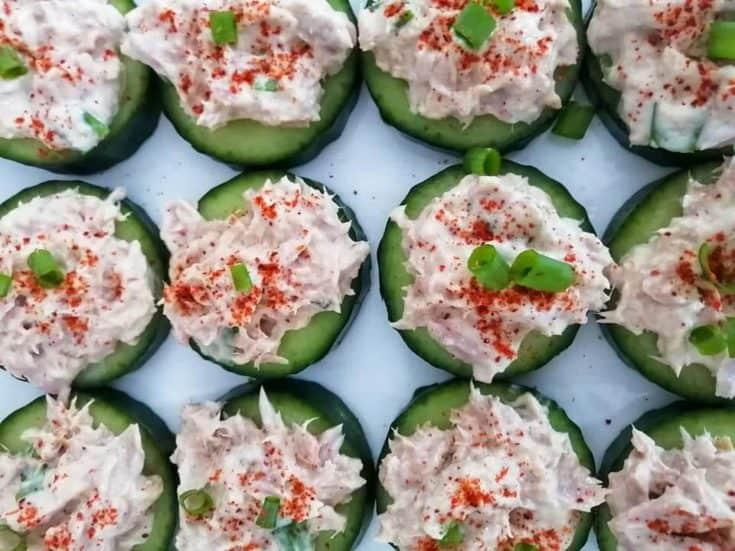 tuna and cucumber sandwich recipe