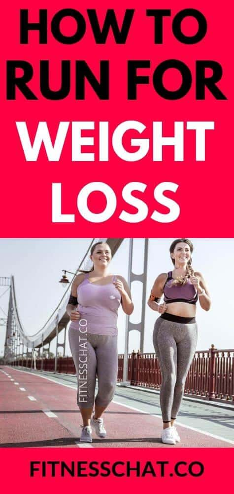 How to run for weight loss. Running tips for beginners to lose weight