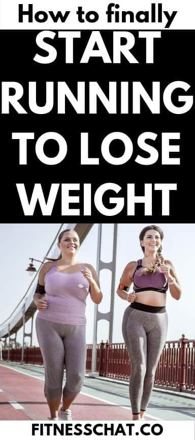 How to start running to lose weight. running for weight loss beginners
