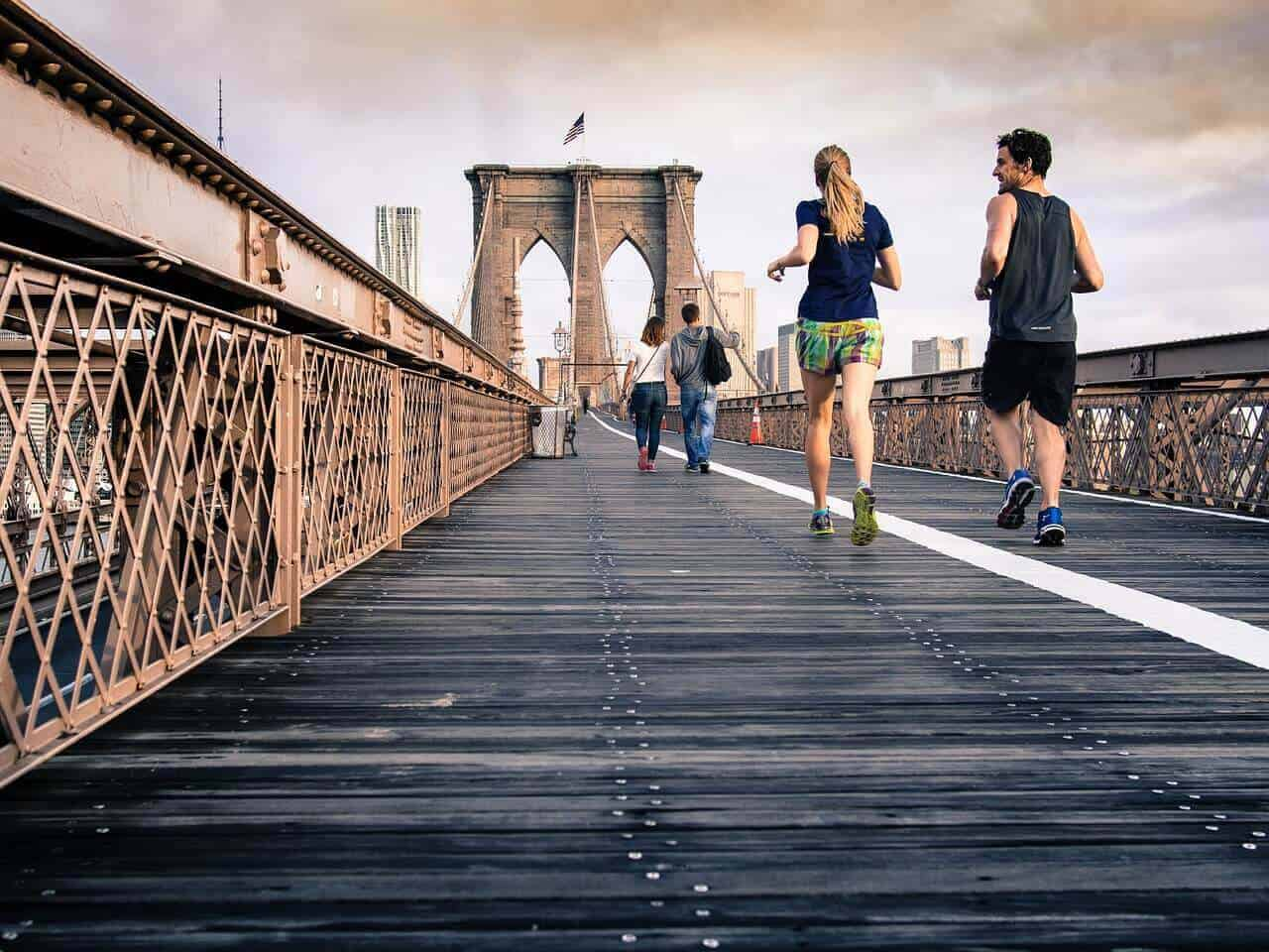 Your running partner will be there to encourage you to achieve your goals